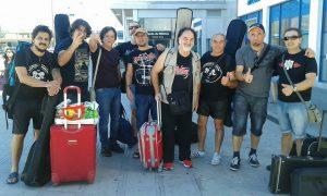 Concierto inolvidable de AGO y Sherpa en Ceuta